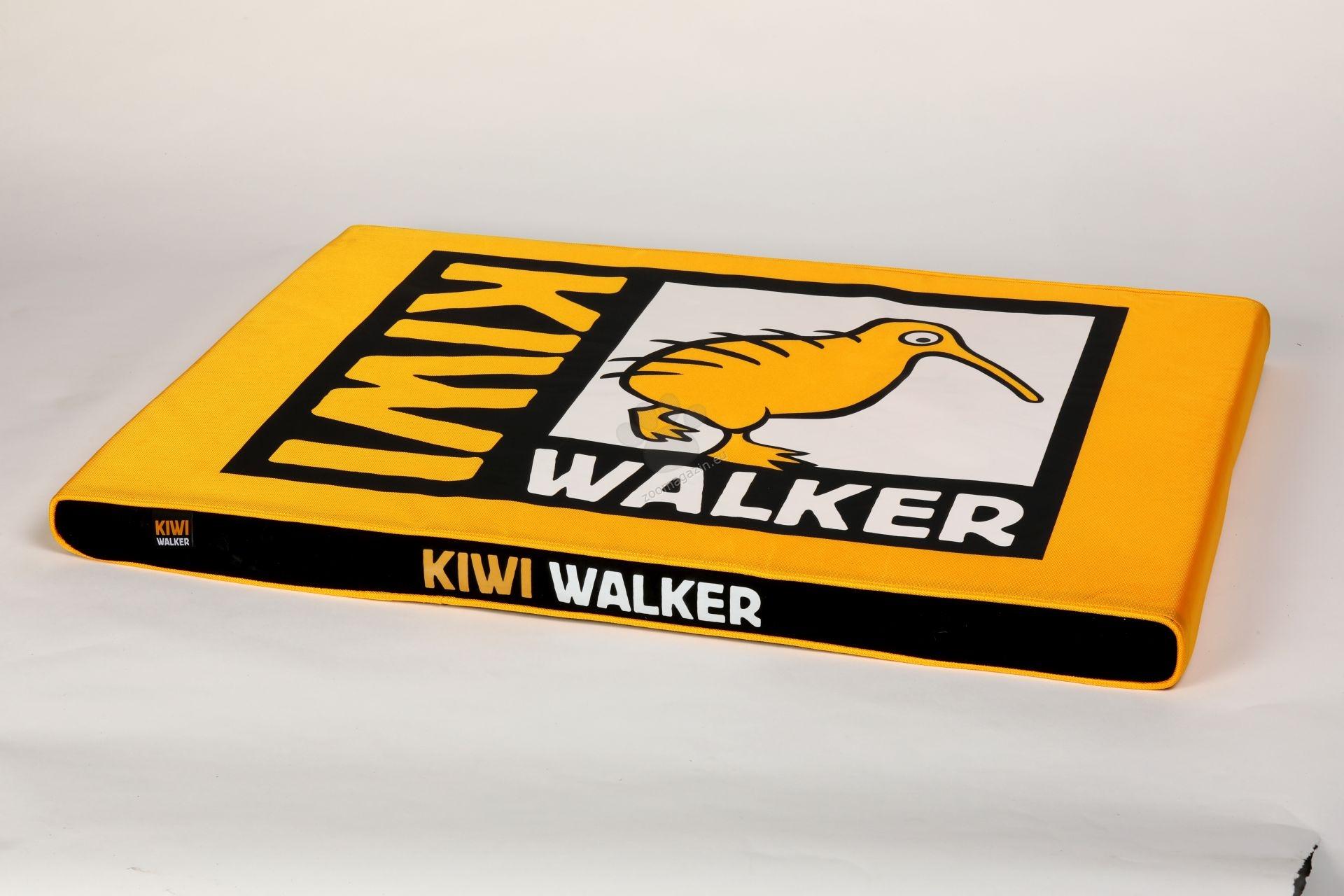 Kiwi Walker Mattress L - ортопедичен матрак с мемори пяна 80 / 55 / 6 см. / син, оранжев, зелен, кафяв, розов /