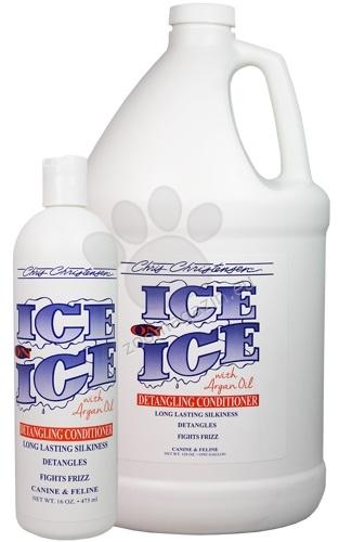 Chris Christensen Ice on Ice Conditioner - балсам с арганово масло 473 мл.