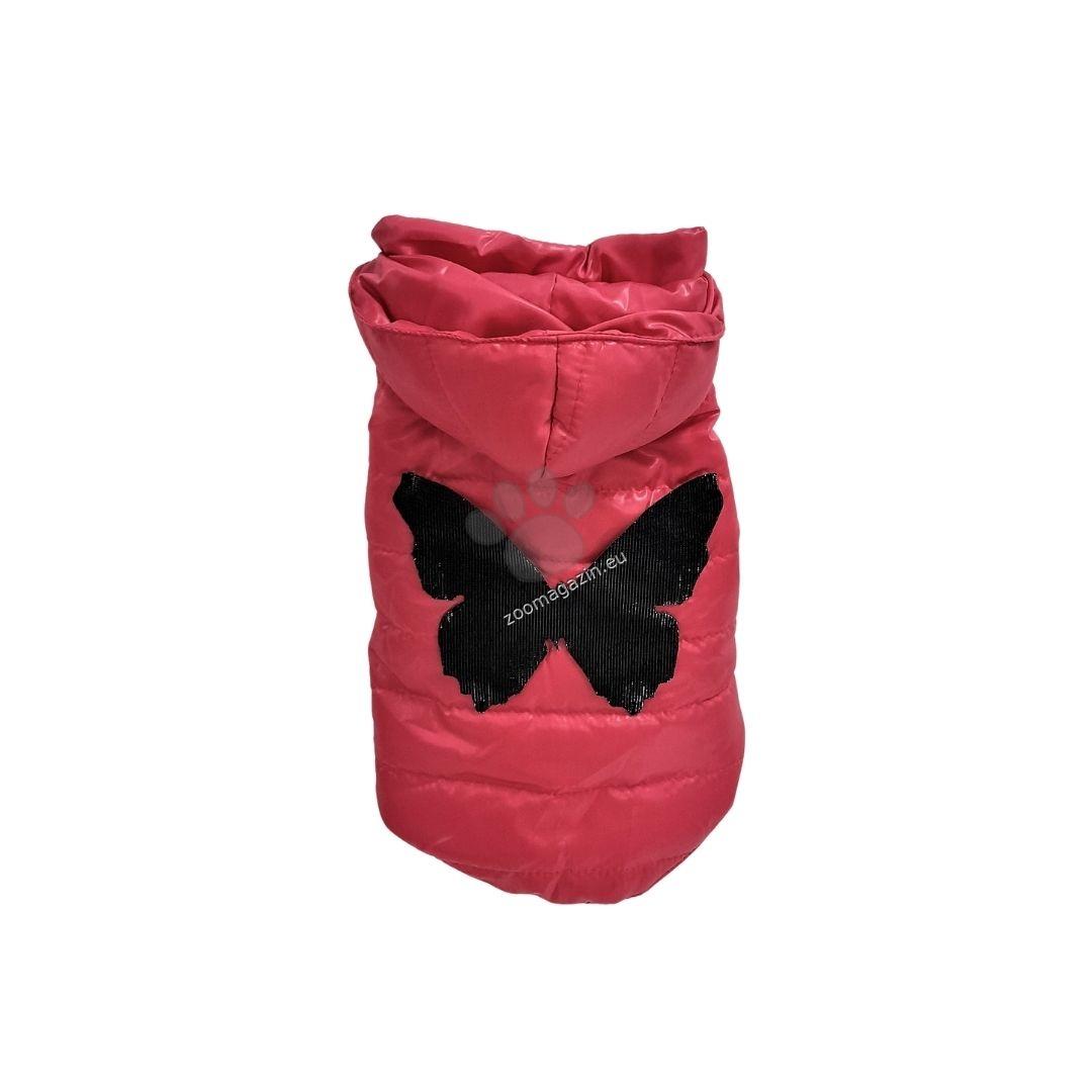 Anipro Lady XL - ватирано яке с качулка 31 см.