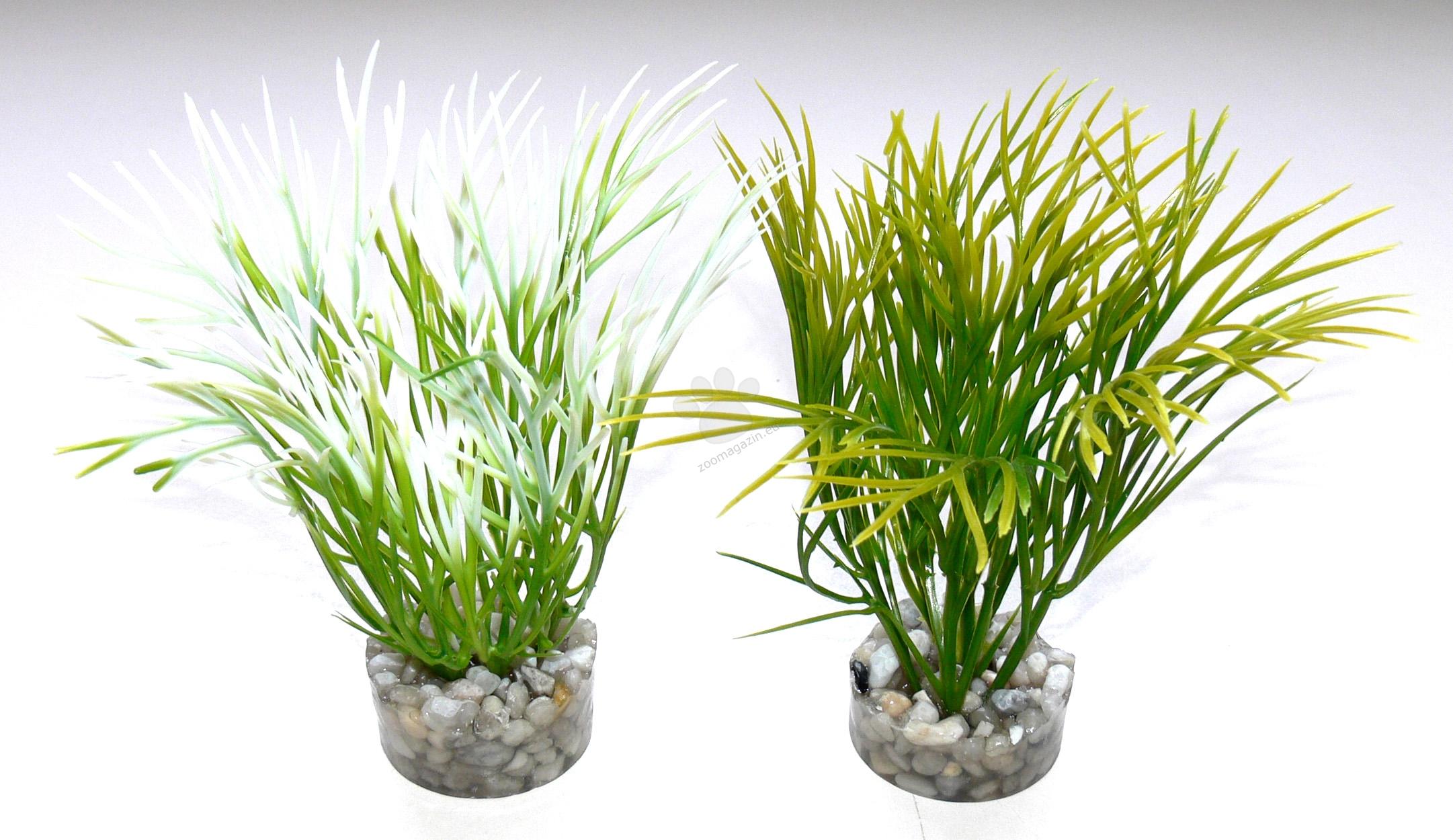 Sydeco Nano Green Plant 11 см. / бяло, зелено /