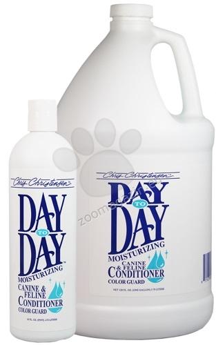 Chris Christensen Day to Day Conditioner - ежедневен овлажняващ балсам, предотвратява опадането на козината и запазва цвета 3785 мл.