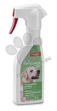 Candioli Defensor ECO - бариерен ефект, защитава дълго от летящи насекоми, стествен 250 мл.