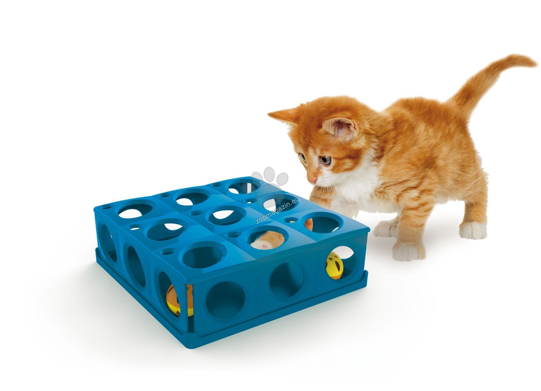 Georplast - Tricky - котешка играчка 25 / 25 / 9 см.