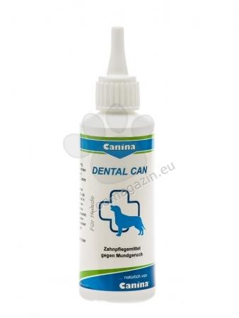 Canina Dental Can - елиминира лошия дъх 100 мл.