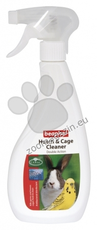 Beaphar Cage Cleaner - дезинфектант за клетки 500 мл.
