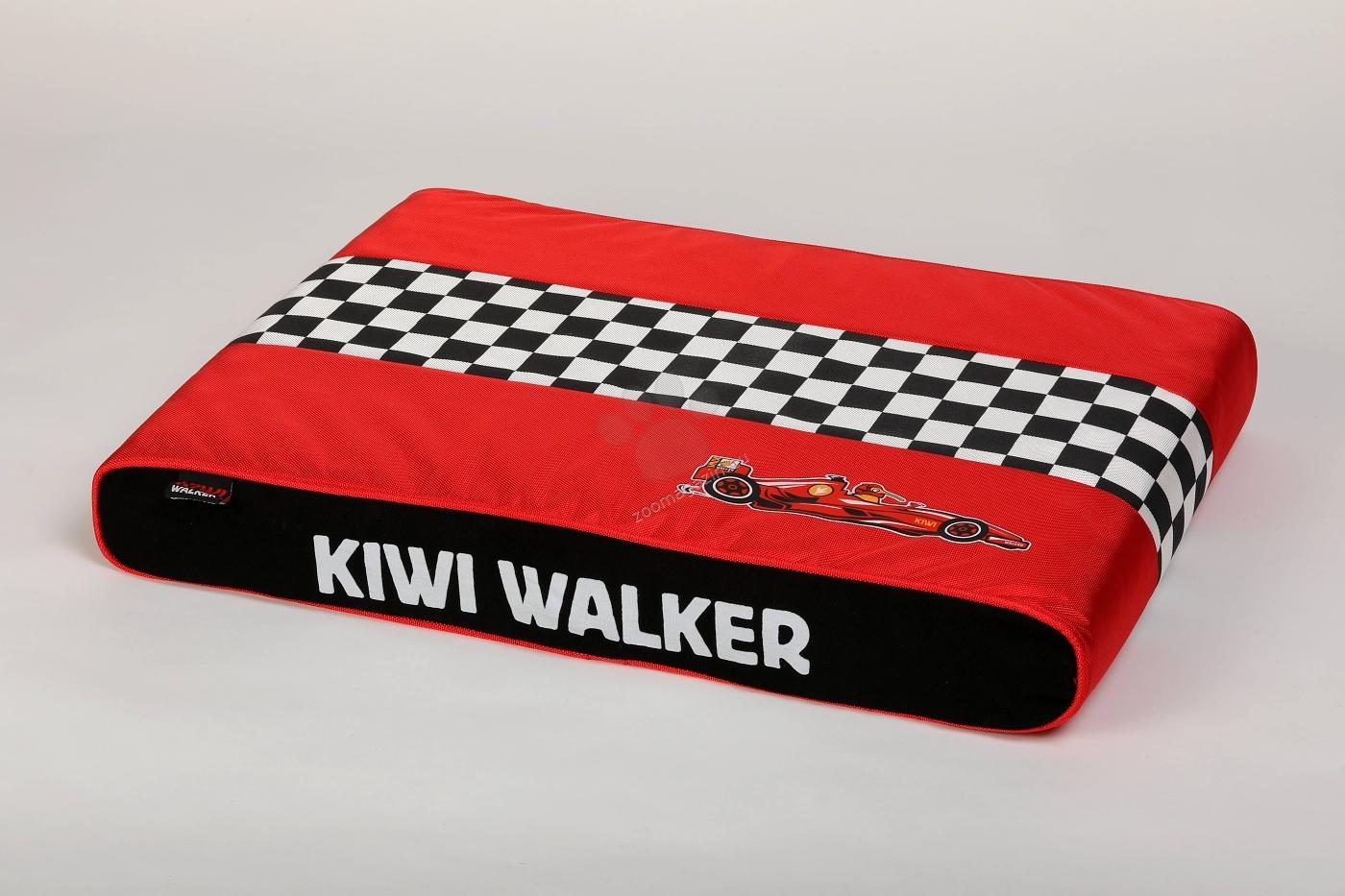 Kiwi Walker Mattress Racing M - водонепромокаем ортопедичен матрак с мемори пяна 65 / 45 / 9 см. / червен, син, зелен, оранжев /