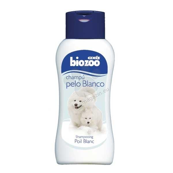 Biozoo Shampoo for White Dogs - шампоан за бели кучета 250 мл.