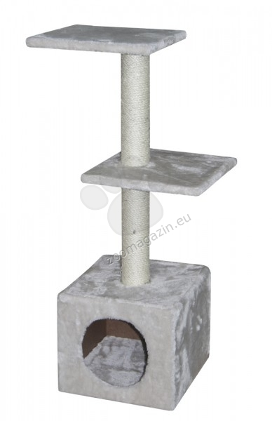 Nobby Costa - котешка катерушка 30 / 30 / 57 см. / сива, черна, кремава /