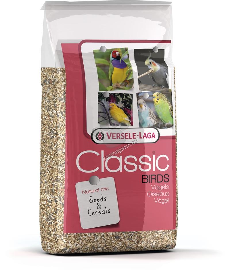 Versele Laga - Classic Small Parakeet - пълноценна храна за малки и вълнисти папагали 20 кг.