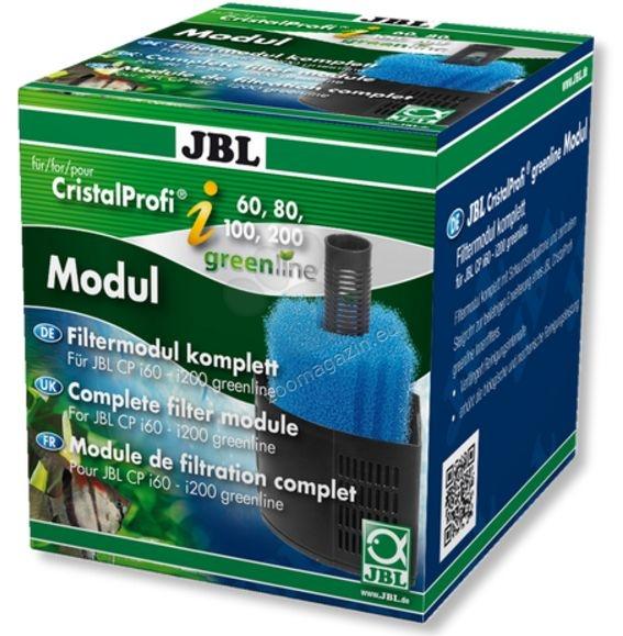 JBL CristalProfi i greenline Filter Module - модул за вътрешен филтър Cristal Profi i60-i200