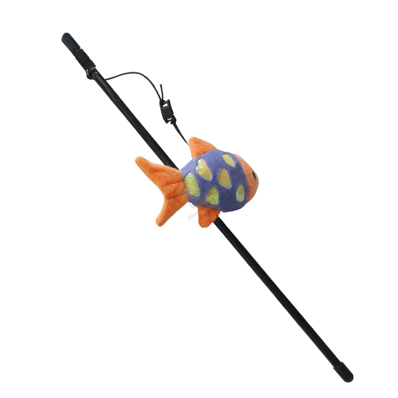 Gloria Fishing Rod Plush Toy B - въдица с плюшена играчка 41 см.