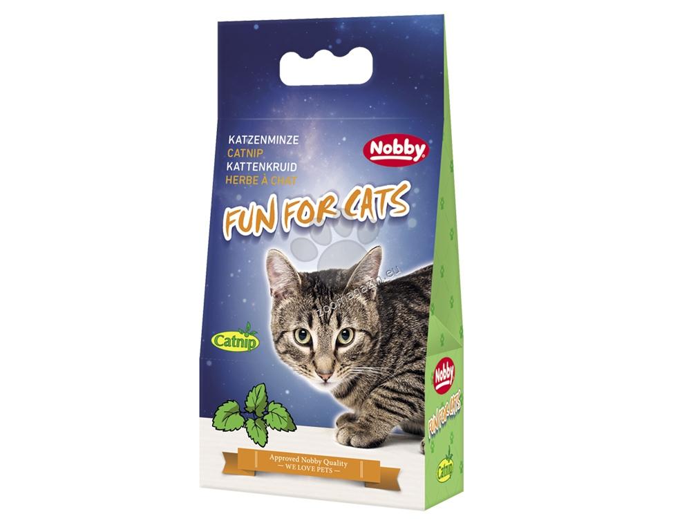 Nobby Catnip - билка, привличаща котката към игра 25 гр.