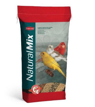 Padovan NaturalMix - пълноценна храна за канарчета 25 кг.