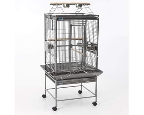 Savic Hamilton play pen - клетка с пълно оборудване за големи папагали 55/60/158  см.