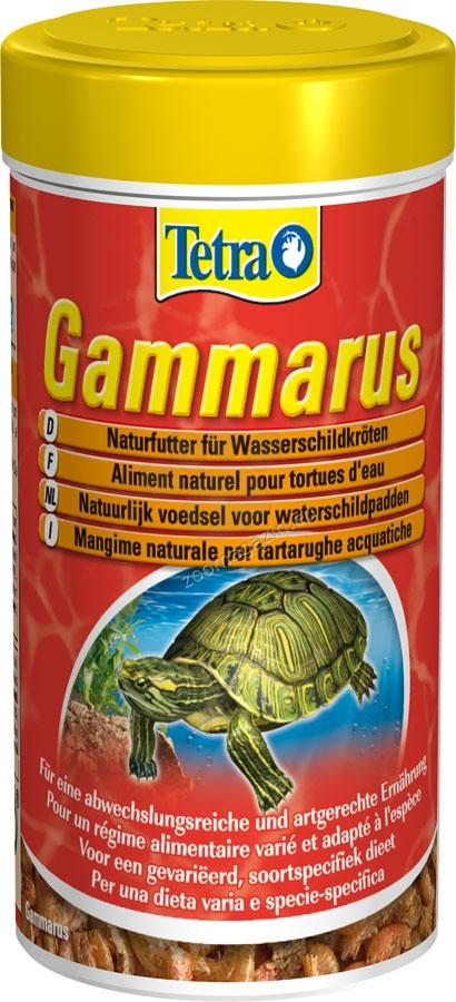 Tetra - Gammarus - естествена храна за костенурки 250 мл.