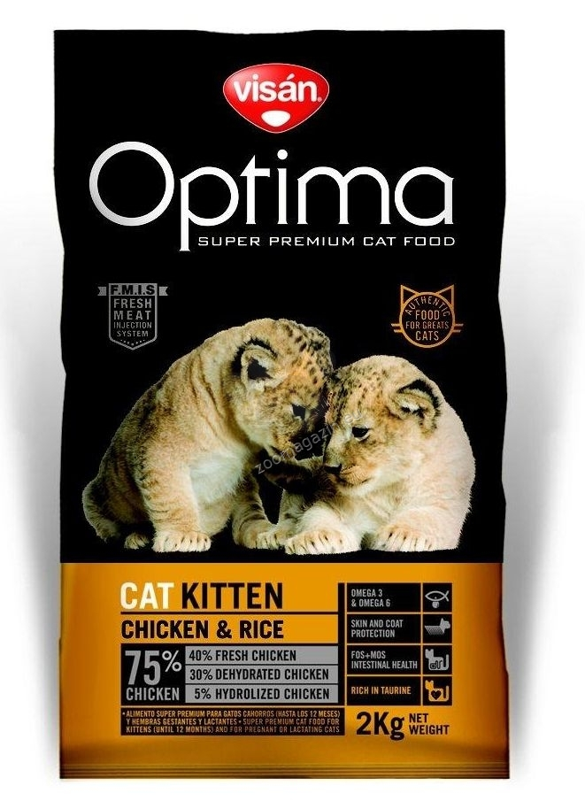 Pure And Natural Cat Food