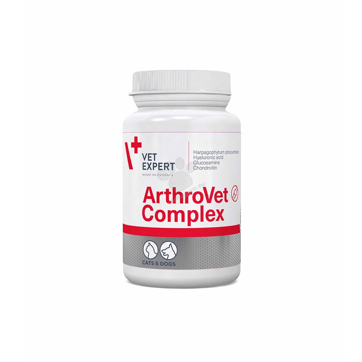 Vetexpert - Arthrovet Complex - уникална формула за цялостен ефект 60 табл.