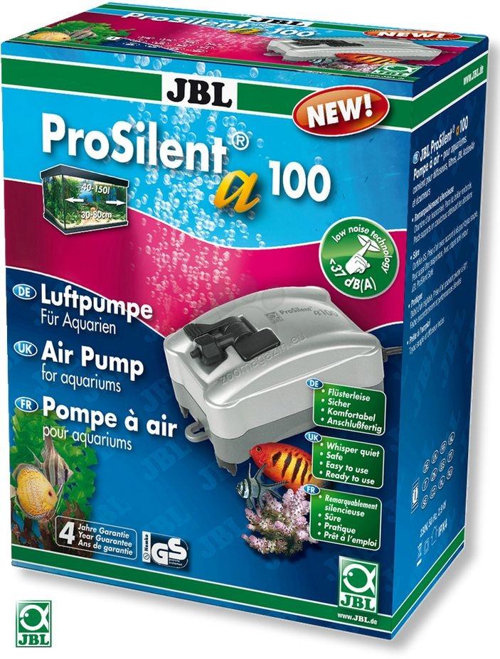 JBL ProSilent а100 - изключително тиха помпа за въздух 100л/ч