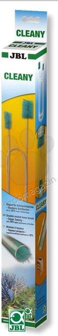 JBL Cleany - завършващ с четки в двата края маркуч за почистване не филтърни системи