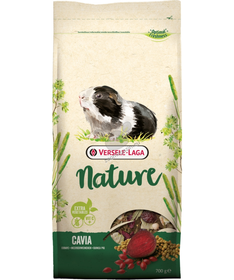Versele Laga - Nature Cavia - пълноценна храна за морски свинчета 2.3 кг.