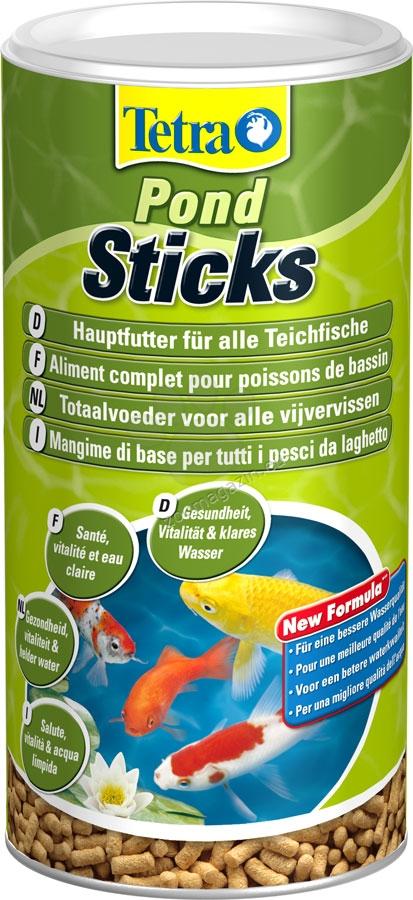 Tetra - TetraPond Stiks - универсална храна за езерни риби 1000 мл.