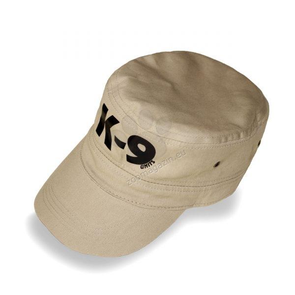 Julius K9 - шапка бежова