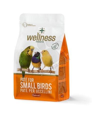 Padovan Wellness Patee for Small Birds - жълто пастончино с яйца 600 гр.