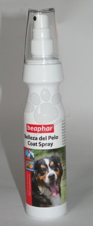 Beaphar coat spray – спрей за подхранване на козината с масло от макакдамия  150 мл.