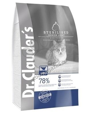 Super Premium Cat Senior/Light Sterilized – за възрастни, кастрирани или котки с наднормено тегло 1.5 кг.