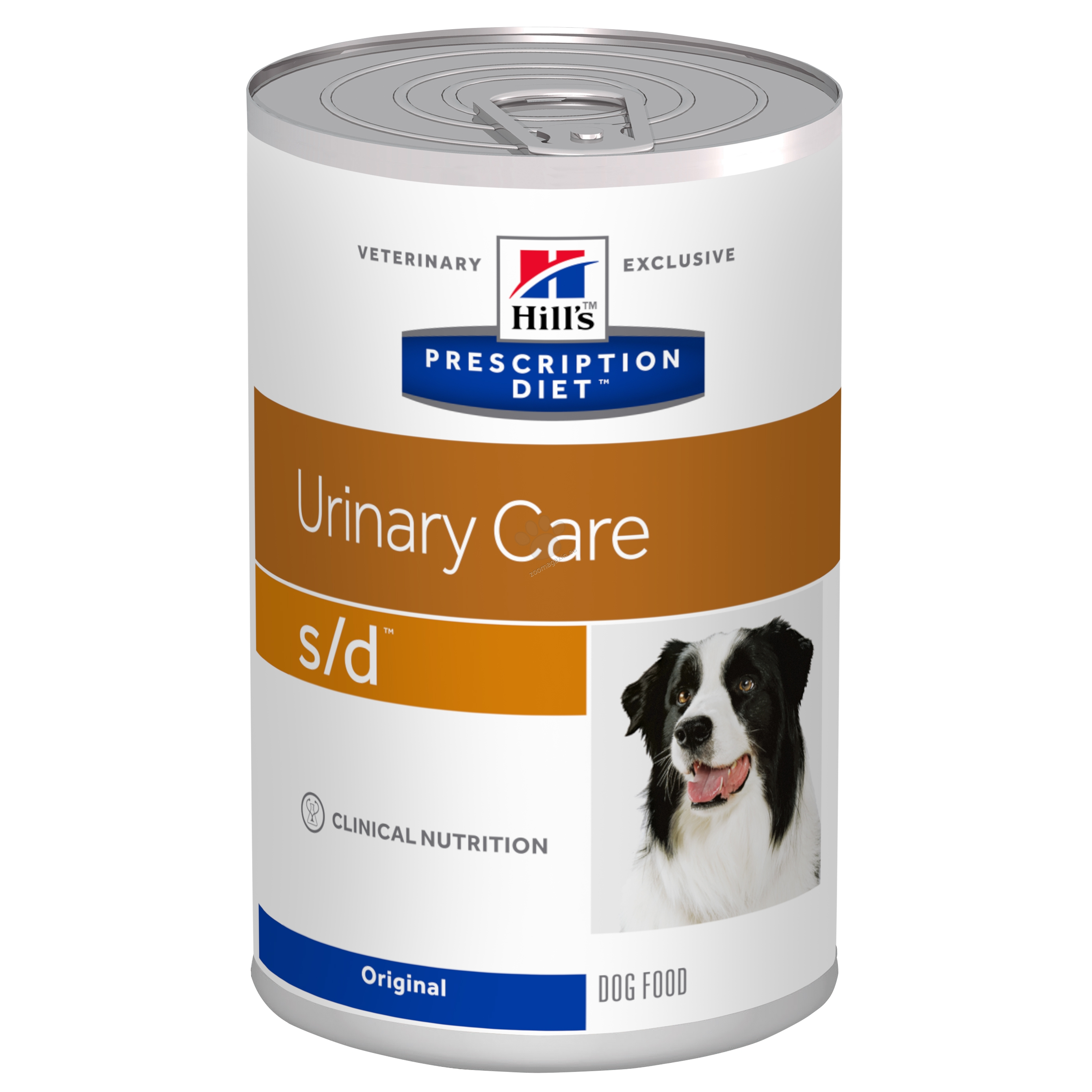 Hills Prescription Diet s/d Canine - диета за кучета за бързо разтваряне на струвитни камъни (до 7 дни) 370 гр.