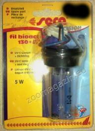 Sera - резервна УВ лампа за външен филтър sera fil + UV 130