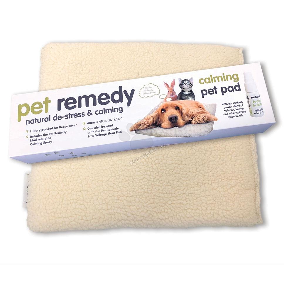 Pet Remedy Calming Pet Pad - успокояваща постелка 40 / 47 см.