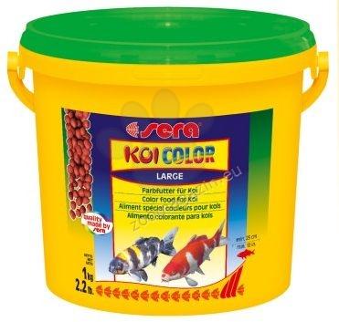Sera - Koi Color Large - подсилва великолепните цветове на всички средни и по-големи Кои 3800 мл.