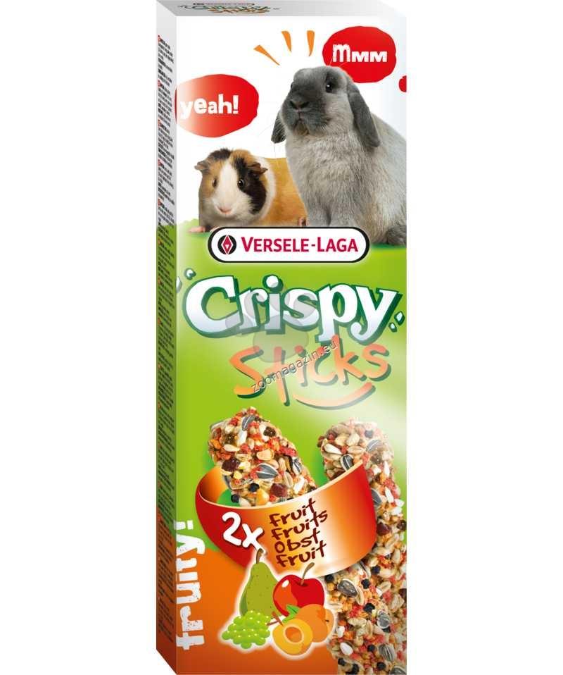 Versele Laga - Crispy Sticks Fruit - крекери с плодове  2 х 55 гр.