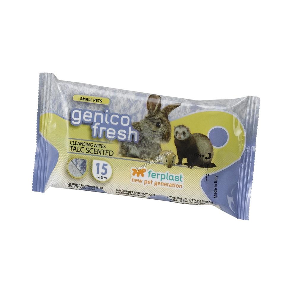 Ferplast - Genco Fresh Small Pets - мокри кърпички за малки животни