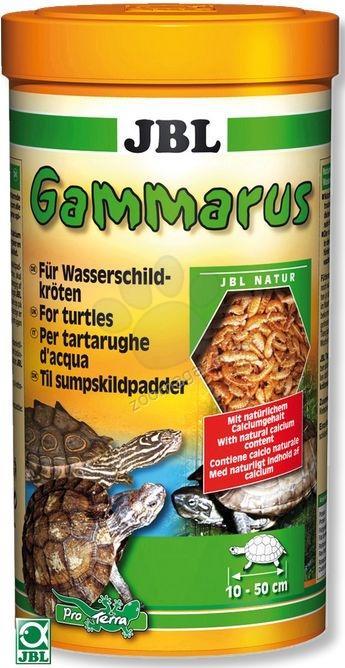 JBL Gammarus - храна за костенурки /гамаруси/ 250 мл.