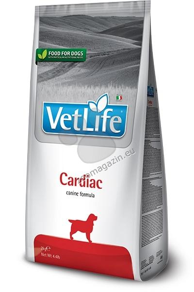 Vet Life Natural Diet Dog Cardiac - диета за кучета със сърдечна недостатъчност 2 кг.