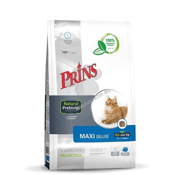 Prins VitalCare Protection Maxi Deluxe - за котки по големи от 5 килограма 5 кг.