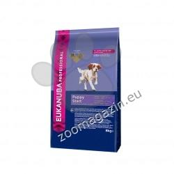 Eukanuba Puppy Starter - пълноценна храна от отбиване до 2 месечна възраст 8 кг.