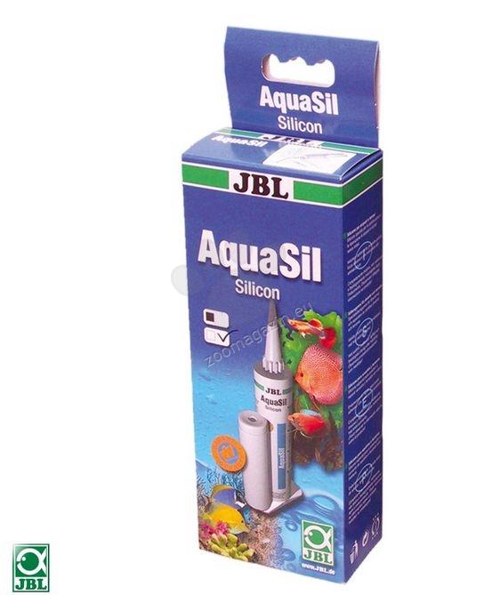 JBL AquaSil 80ml transparent - силикон прозрачен