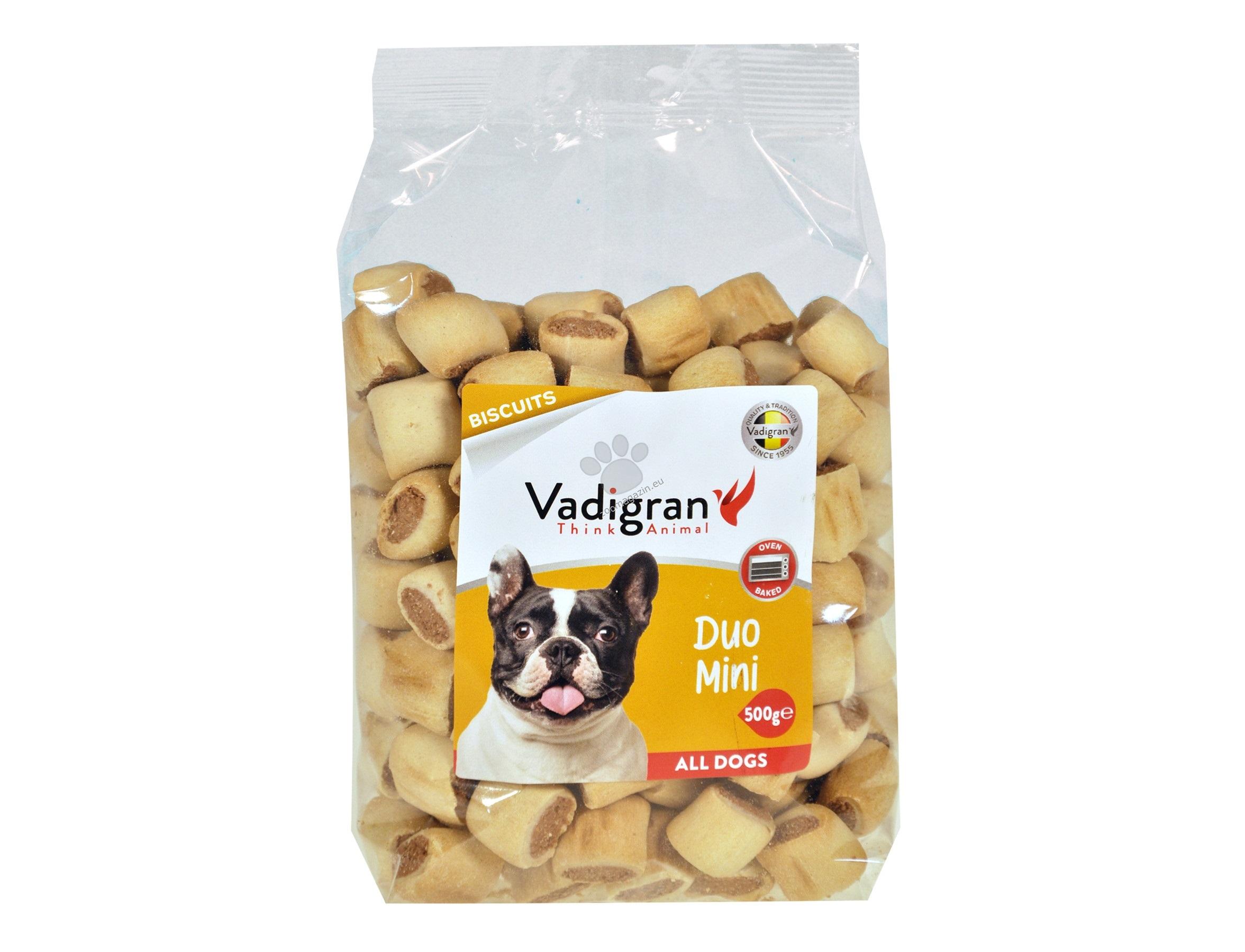 Vadigran - Biscuits Duo Mini - деликатесни бисквитки 500 гр.