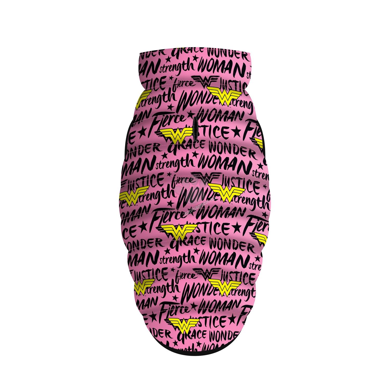 Waudog WW pink M 45 - топло яке за кучета с дължина на гърба 42 - 45 см.
