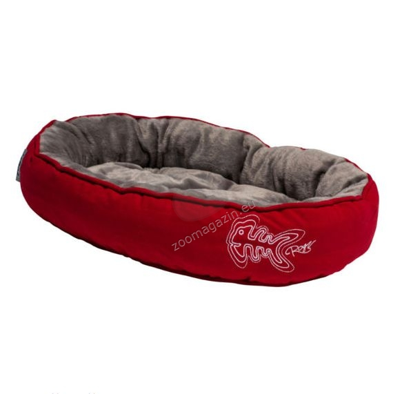 Rogz Snug Podz Tang Fishbone -σχεδιαστικά άνετο μαλακό κρεβάτι  40 / 32 / 8 cm. cps02