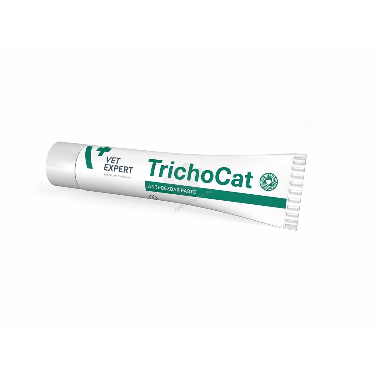 Vetexpert - TrichoCat - антибезоарна паста 120 гр.