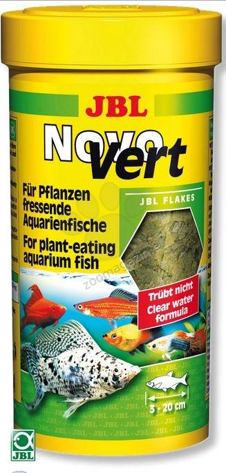 JBL NovoVert - спирулина на люспи  100 мл.