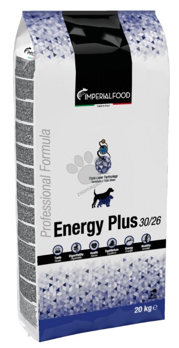 Imperial Food Energy Plus - Високо-енергийна храна за работещи кучета или изключително слаби кучета 20 кг.