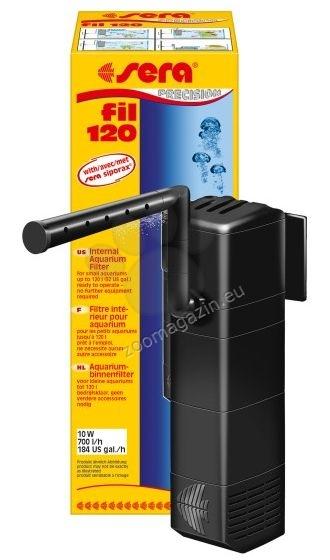 Sera - Fil 120 - вътрешен филтър идеален за малки терариум до 120 литра