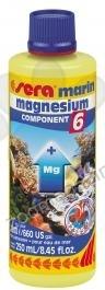 Sera Marin Component 6 Magnesium 250 мл - за специфичната поддръжка на соленоводния аквариум