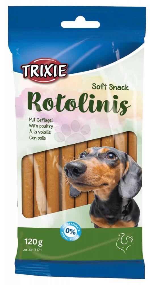 Trixie Rotolinis - меки солети от пилешко месо 12 броя, 120 гр.