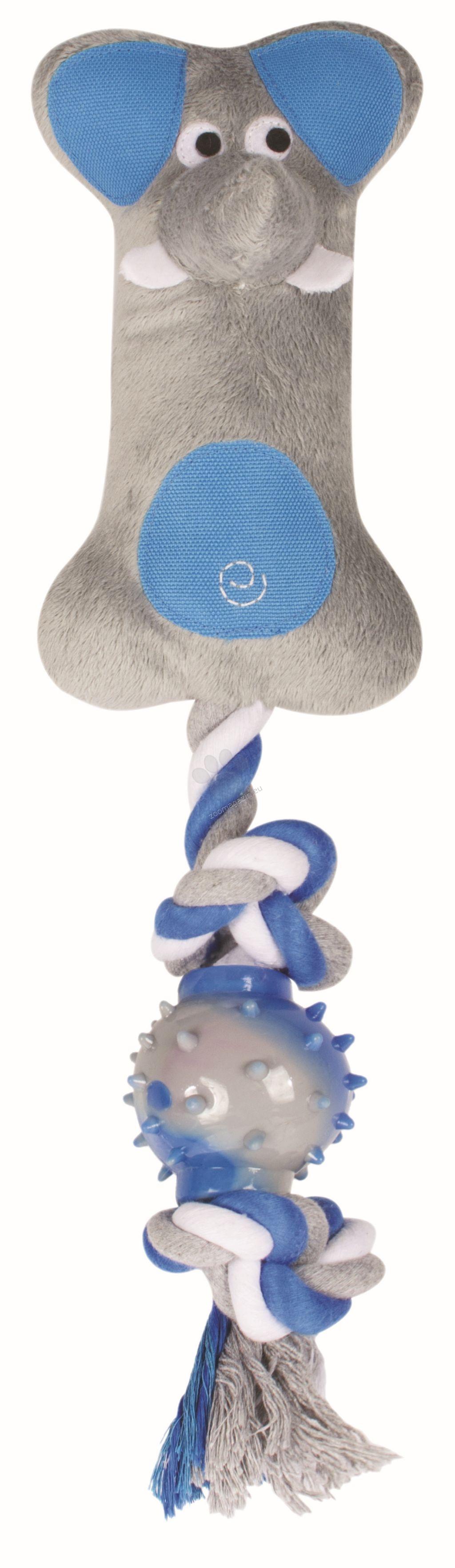 M-Pets Nobilla - играчка 37 / 10 см. / синя, зелена, оранжева, лилава /